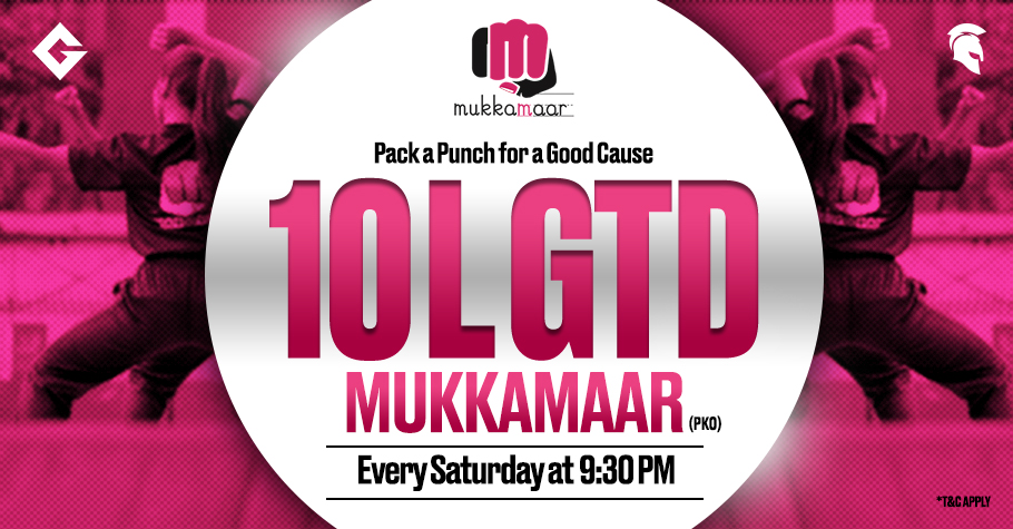 Spartan Poker's MukkaMaar Tournament Supports A Worthy Cause