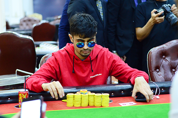 Lakshpal Singh is The New IOPC Main Event Champion!