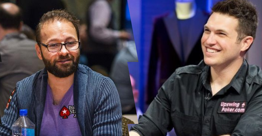 Doug Polk Patches Up With Long Time Rival Daniel Negreanu