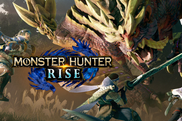 Monster Hunt Rise - Top Nintendo Switch Games To Look Out For In 2021