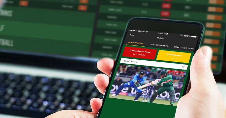 Online Cricket-Betting