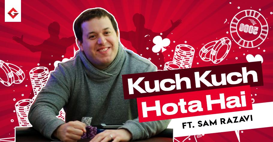 Sam Razavi's version of 'Kuch Kuch Hota' Hai is all things fun