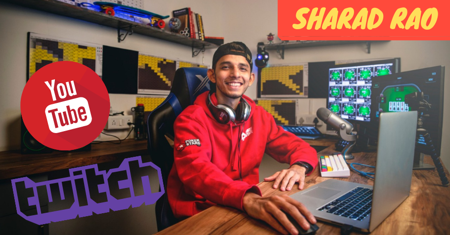 Streaming Live: Poker Pro Sharad Rao Reveals All