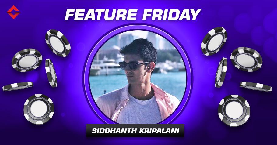 Feature Fridays With IOPC Millionaire United Winner Siddhanth Kripalani
