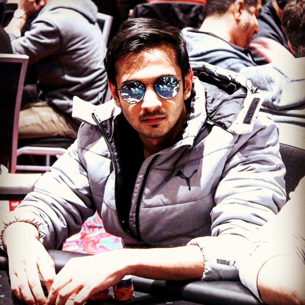 Feature Fridays With Poker Player Vinayak Bajaj