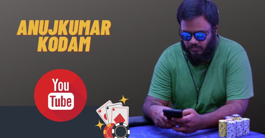 Streaming Live: Anujkumar Kodam on why streamers make a difference in poker
