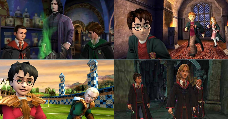Expecto Patronum! Online Gamers Check Out These Top Harry Potter Games