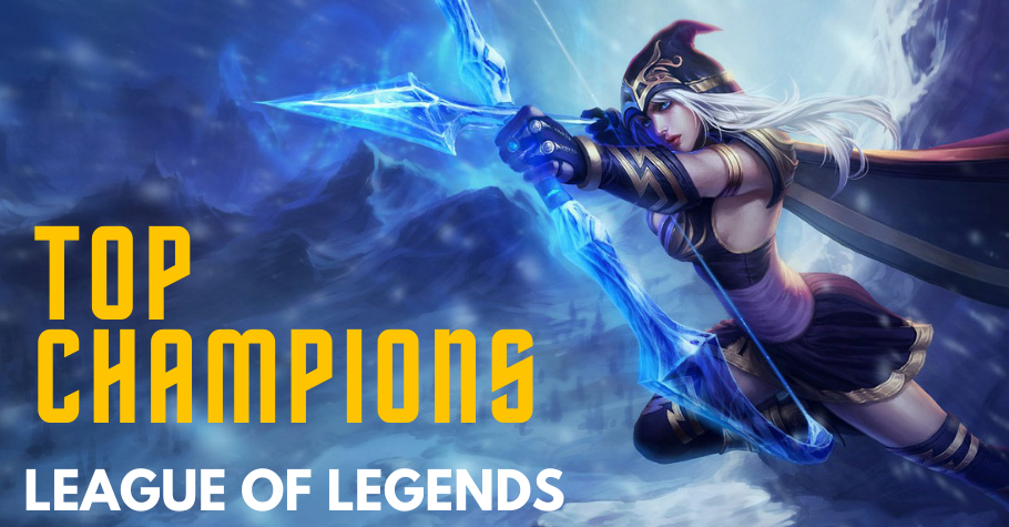 Popular League of Legends Champions