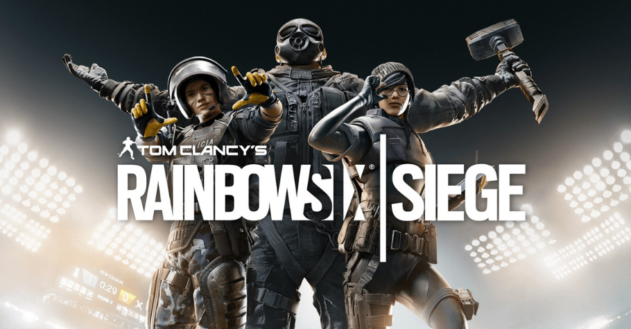 Tom Clancy's Rainbow Six: Siege Has A LOT Going On