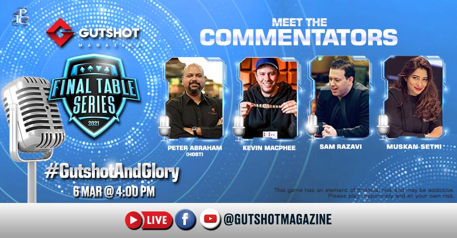 A Star Studded FTS Live Stream Panel for Gutshot's Webinar