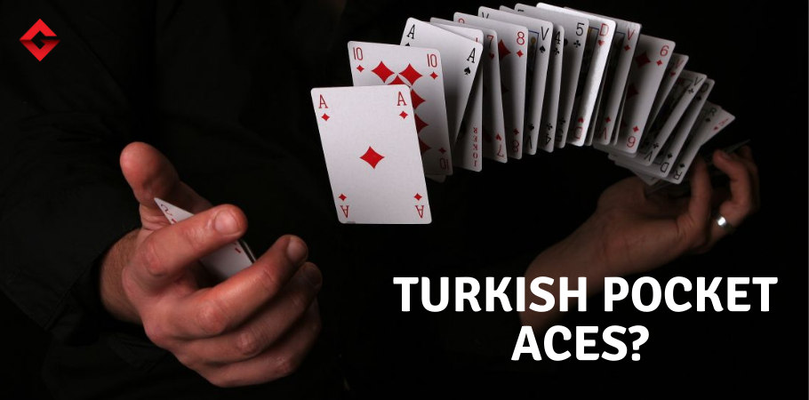Poker Dictionary – Turkish Pocket Aces