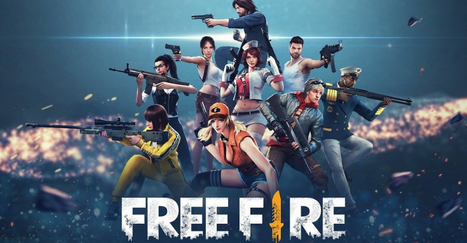 Best Weapons In Garena Free Fire