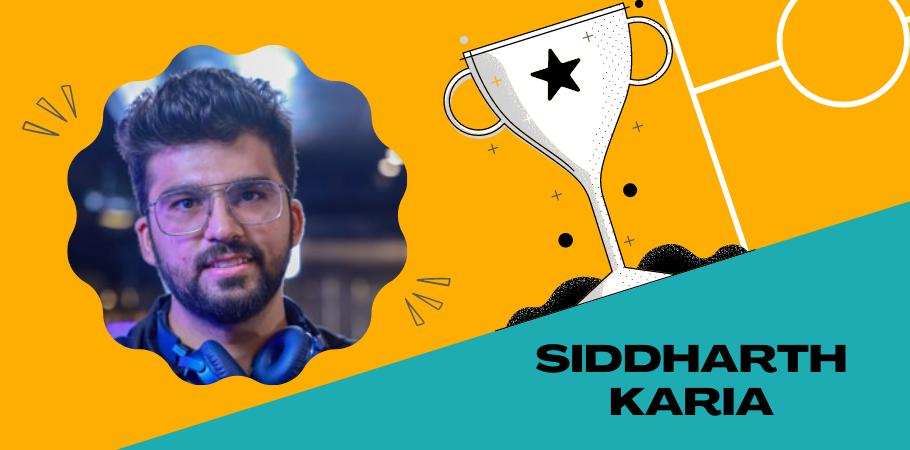 #MondayMotivation With Poker Champion Siddharth Karia
