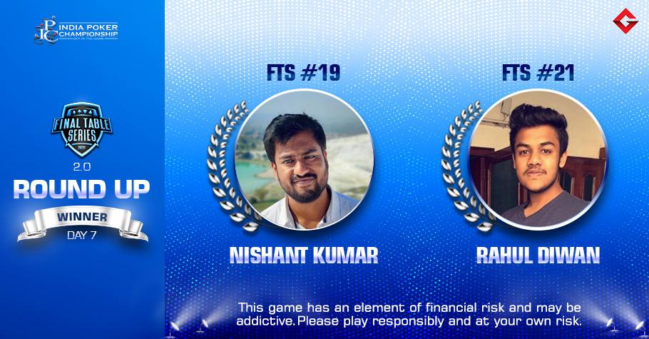 FTS 2.0 DAY 7: Nishant Kumar & Rahul Diwan Turn Winners After An Intense Battle