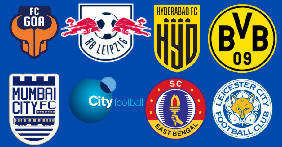 These tie-ups between Domestic & International Football clubs made headlines