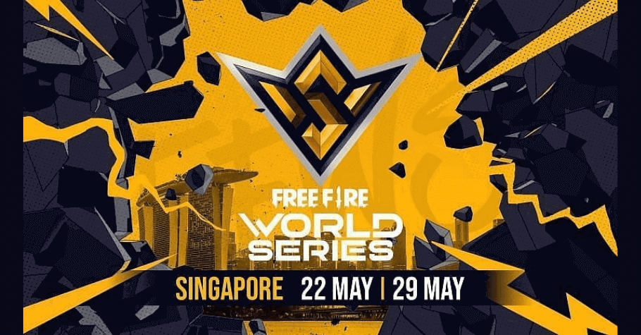 Garena Announces Free Fire World Series 2021