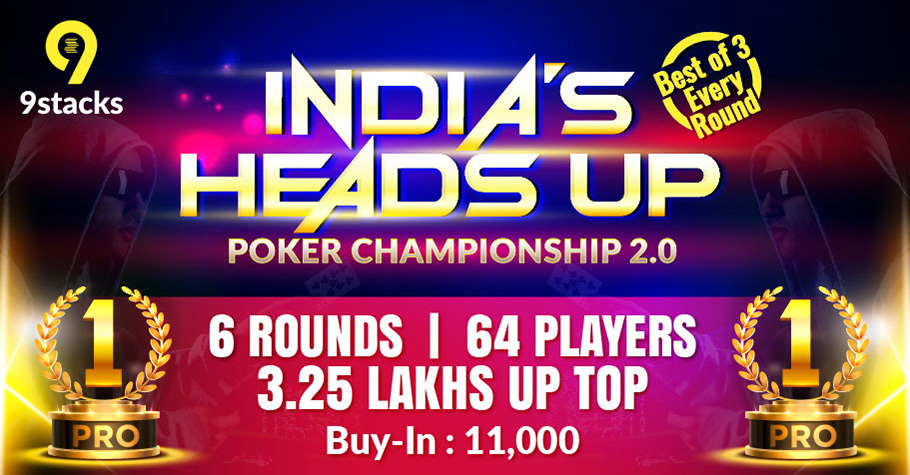 9stacks Is Back With India's Heads Up Championship 2.0