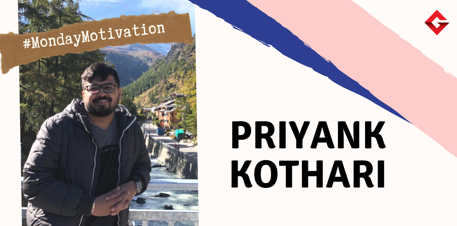 #MondayMotivation: How Priyank Kothari's Wins Are A Perfect Source Of Inspiration