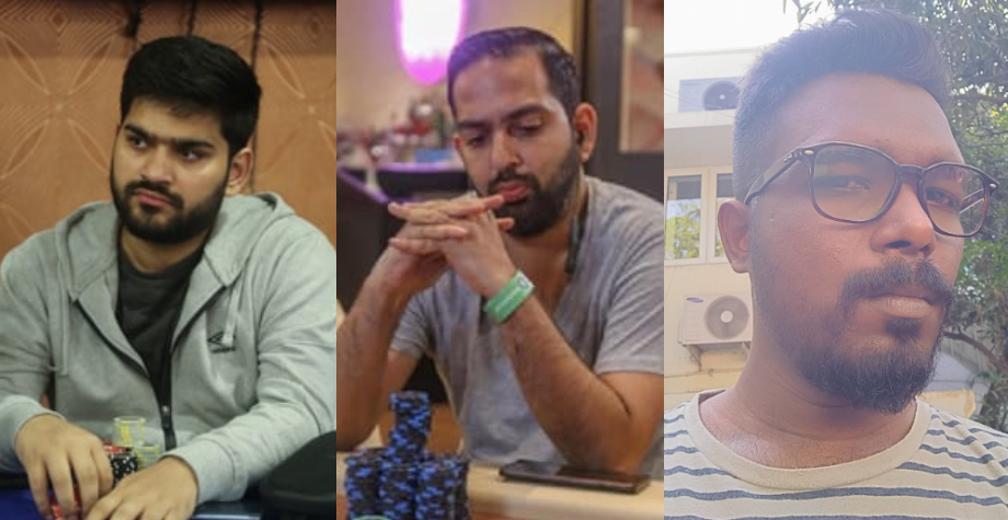 Sood, Pasricha, Raj and others on FTS Kickoff Final Table