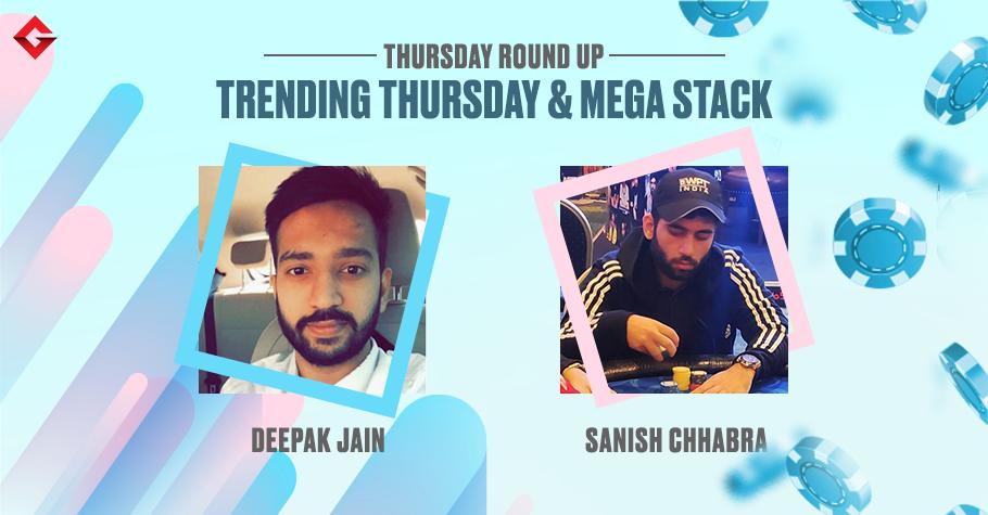 Thursday Round-up: Sanish Chhabra and Deepak Jain emerge victorious on Spartan Poker