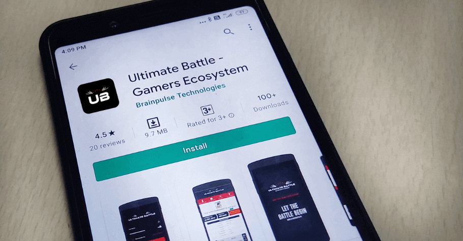 Online Esports Platform Ultimate Battle Is Now On Google Play Store