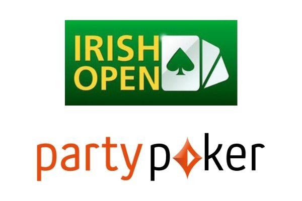Irish Poker Open partners with partypoker