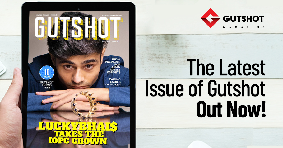 Celebrate 10 Years Of Gutshot And More With Our March 2021 E-magazine Edition