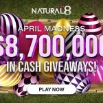 Natural8 - Earn Your Share of USD 8.7 Million This April!