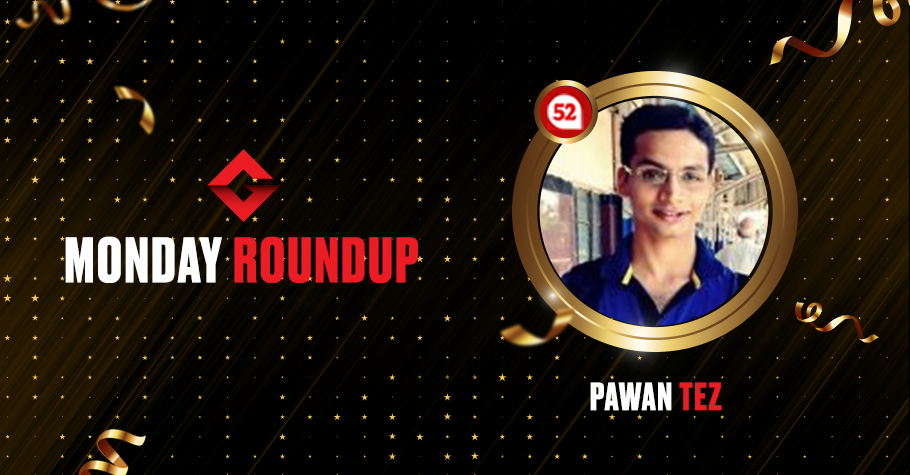 Monday Round Up: Spectacular Performance By Pawan Tez & Others As They Clinch Top Titles