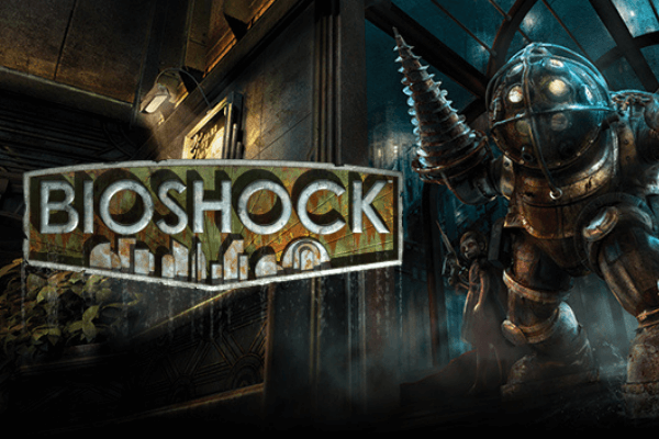 Bioshock - Video Games That Rocked Their First Releases