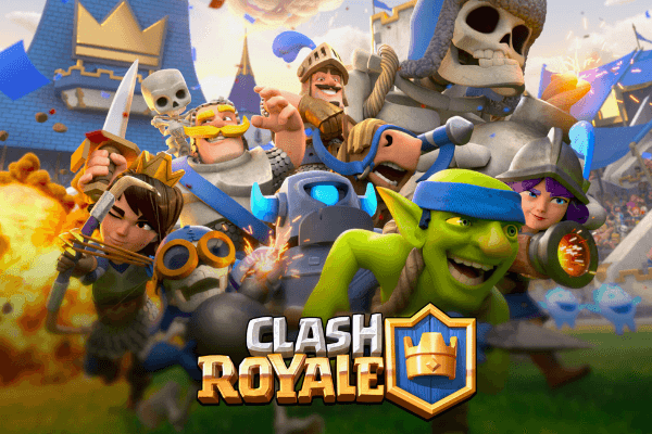 Clash Royale - Top Esports Games You Must Play