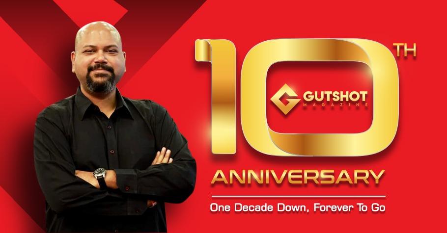 Gutshot Magazine - Celebrating A Decade Of Success