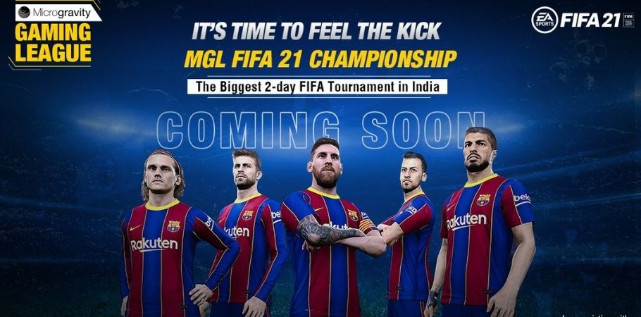 Microgravity Gaming League Announces FIFA 2021 Tournament In India This May