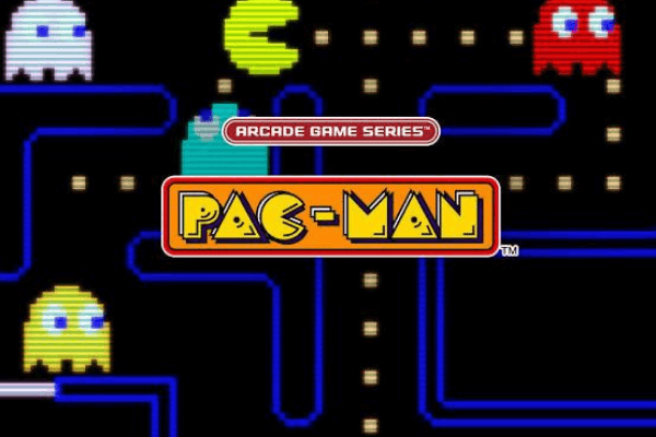 Pac-Man - Video Games That Rocked Their First Releases