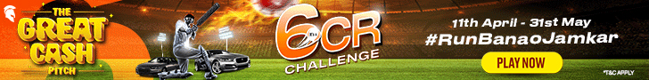 Spartan Poker's 'SixCr Challenge' Is A Cash Challenge You HAVE To Play