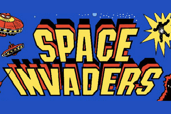 Space Invaders - Video Games That Rocked Their First Releases