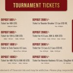 Get FREE Tickets To PokerSaint Tournaments! Yes, FREE!