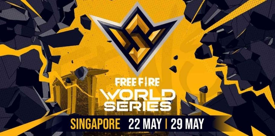 Garena Reveals Date & Schedule of Free Fire World Series 2021 Singapore