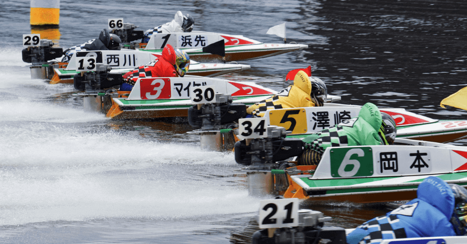 Public Gambling In Japan Gets Major Boost With 36% Rise In Boat Racing