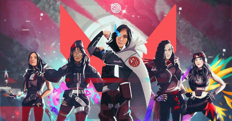 Team SoloMid Announces An All-Women Valorant Team