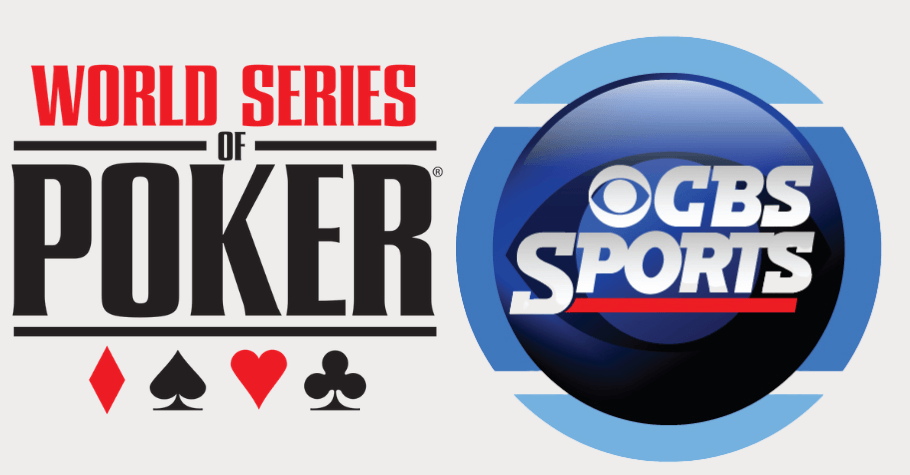 WSOP Exits ESPN Deal To Tie-Up With CBS Sports Network