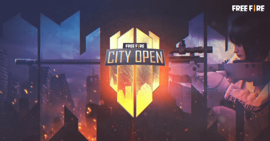 Free Fire City Open Tournament Announced By Free Fire India