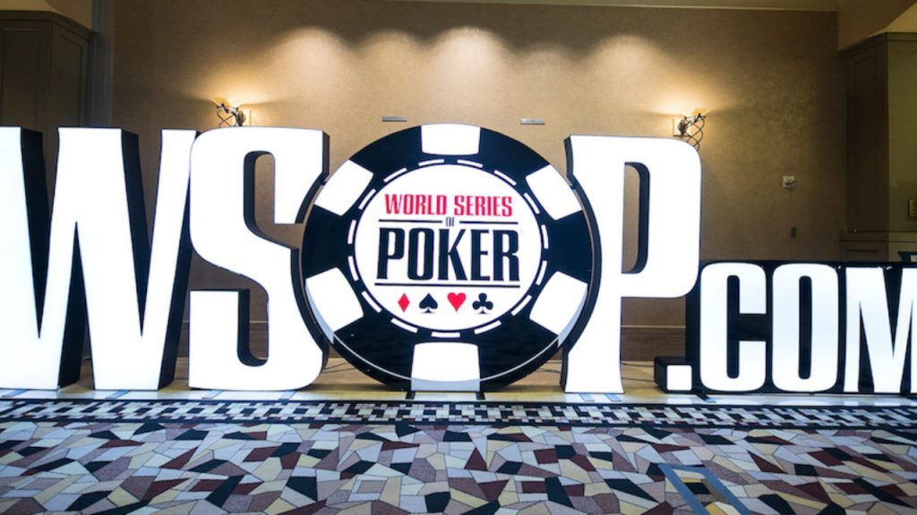 WSOP Reveal Plans For Live Events In 2021
