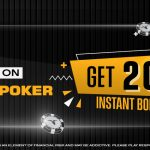 SIGN-UP On BLITZPOKER To Get ₹ 200 Bonus