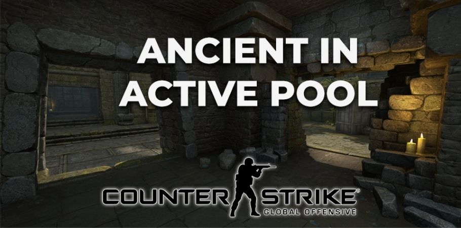 CS:GO New Map 'Ancient' Gets Several New Additions In Update 1.37.9.1