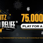 BLITZPOKER'S COVID RELIEF Tournament Comes To The Rescue