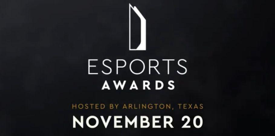 Esports Awards 2021 Event Details Announced