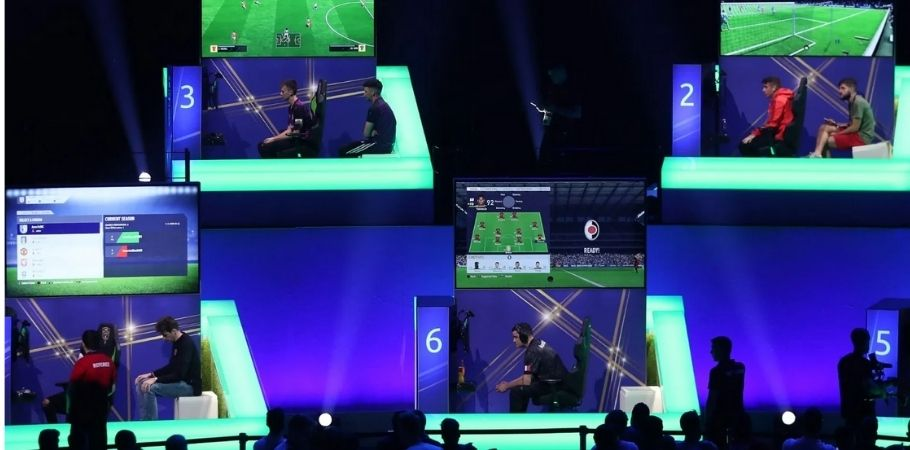 Indian Team finishes third in the FIFAe Nations Online Qualifier