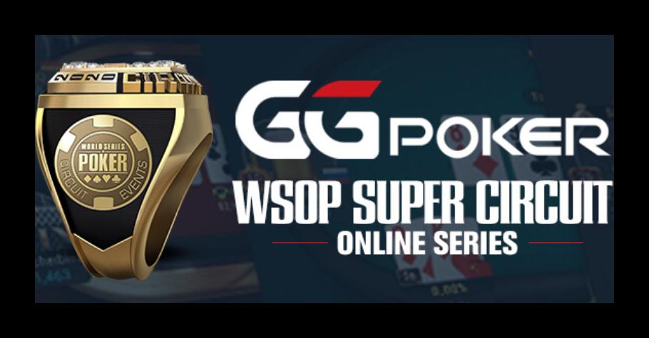 WSOP Super Circuit Online Series To Feature Special $20K GTD Tournament