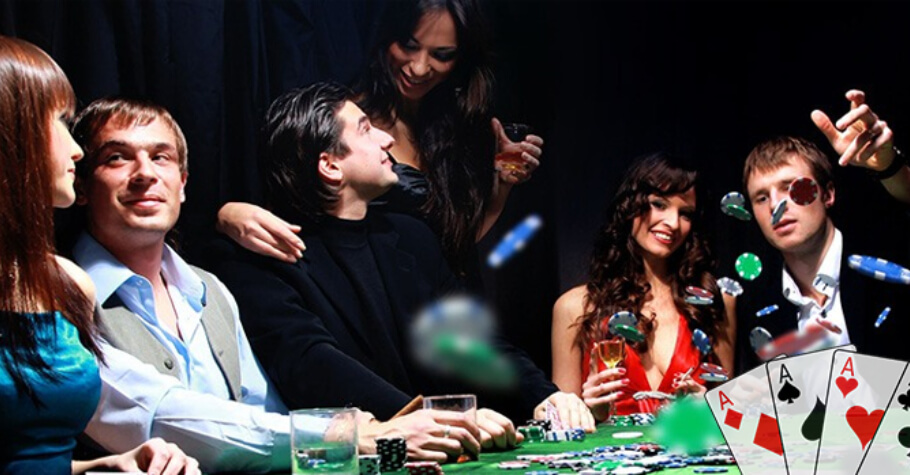 How To Be The Perfect Poker Party Host